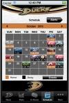 Anaheim Ducks Official Mobile App screenshot 1/1