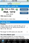 Sify Cricket screenshot 1/1
