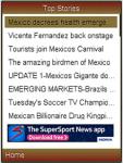Mexico News Lite screenshot 4/4