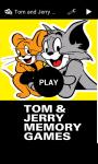 Tom and Jerry Memory Games screenshot 1/6