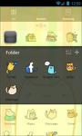Cute Cats GO Launcher Theme screenshot 3/4