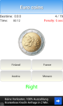 Quiz: Euro Coins screenshot 2/4