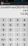 Multipurpose calculator screenshot 2/5