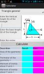 Multipurpose calculator screenshot 5/5
