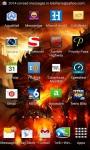 FLAMING DRAGON LWP screenshot 2/3