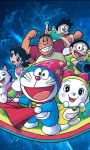 Doraemon Live Wallpaper Android screenshot 4/6