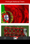Portugal National Team Wallpaper screenshot 3/6