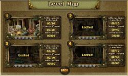 Free Hidden Object Games - Mystery Temple screenshot 2/4