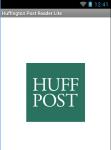 Huffington Post News Reader Lite screenshot 1/5
