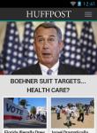 Huffington Post News Reader Lite screenshot 2/5