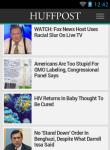 Huffington Post News Reader Lite screenshot 3/5