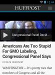 Huffington Post News Reader Lite screenshot 5/5
