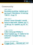 BabyCenter Reader screenshot 5/6