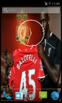 Balotelli Liverpool HD Wallpaper screenshot 5/5