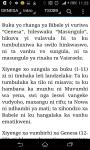 Bible In Tsonga - BIBELE screenshot 1/3