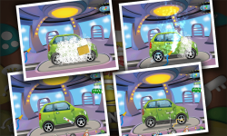 Halloween Car Garage Fun screenshot 4/6