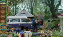 Free Hidden Object Game - Adventure Camp screenshot 3/4