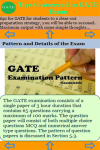Tips to succeed in GATE Exam screenshot 3/3