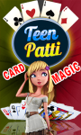 Teen Patti CARD MAGIC screenshot 1/1