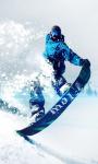 Snowboarding HD Live Wallpaper 2 screenshot 1/3