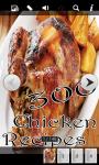 Chicken Recipes 300 screenshot 1/4
