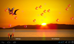 3D Sunrise Live Wallpapers screenshot 1/5