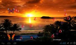 3D Sunrise Live Wallpapers screenshot 5/5