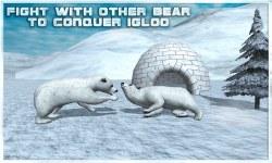 Angry Polar Bear Simulator 3D screenshot 1/3