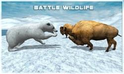 Angry Polar Bear Simulator 3D screenshot 2/3