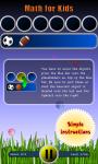 Math for Kids by GavApps screenshot 3/6