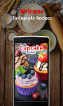 Cupcake recipes for free screenshot 1/5