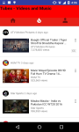 Tubex - Videos and Music for YouTube screenshot 3/4