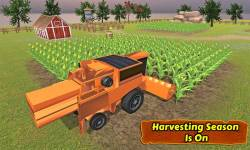 Farming Harvester Season 2016 screenshot 1/6