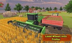 Farming Harvester Season 2016 screenshot 2/6