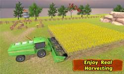 Farming Harvester Season 2016 screenshot 4/6