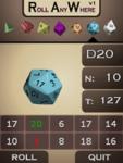 Roll Any Where screenshot 1/1