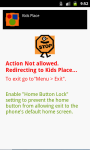 Kids Place - Parental Control For Android screenshot 6/6