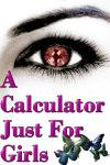 Butterfly Calculator For Girls screenshot 2/2