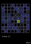 Sudoku Linux screenshot 1/1