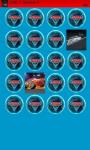 Cars Match Up Game screenshot 1/6