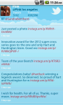 Pink - Tweets screenshot 2/3