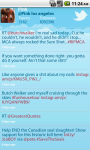 Pink - Tweets screenshot 3/3