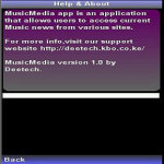 Music Media screenshot 2/4