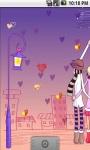 Cute Love Valentine Live Wallpaper screenshot 1/5