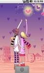 Cute Love Valentine Live Wallpaper screenshot 2/5