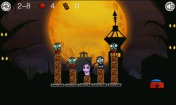 Zombie vs Bomber screenshot 2/2