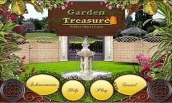 Free Hidden Objects Game - Garden Treasure screenshot 1/4