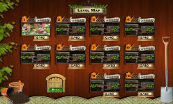 Free Hidden Objects Game - Garden Treasure screenshot 2/4