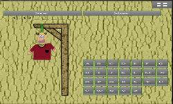 Hangman Game free screenshot 1/3
