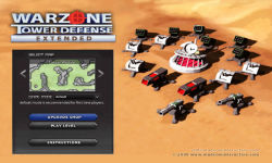 Warzone Tower Defense Extended screenshot 1/5